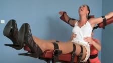 Jane tickle Victoria Sweet in nylon